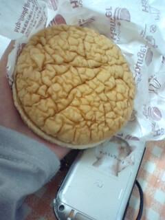 脳味噌ハンバーガー