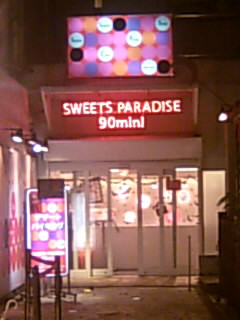 SWEETS PARADISE